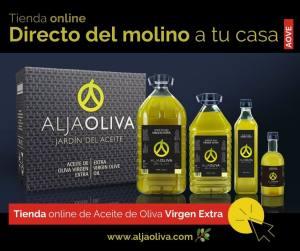 Tienda online de Aceite de Oliva Virgen extra a domicilio